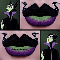 12 Most Awesome Works of Lip Art - ODDEE