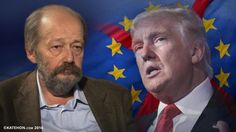¿Conducirá el efecto Trump al final de la UE?.