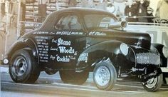 Vintage Drag Racing - Gasser - Stone, Woods and Cook