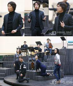 뮤지컬 <오케피> 제작발표, 황정민과 오만석이 그리는 하모니 [포토] #Musical / #Photo ⓒ 비주얼다이브 무단 복사·전재·재배포 금지