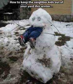 Vicious Snowman