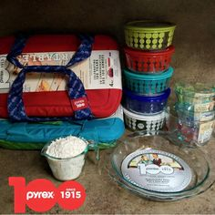 Baking Fresh Bread with Pyrex, in Celebration of 100 Years! #Pyrex100 - A Cowboy's Wife