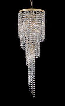 Swarovski+Crystal+Chandelier | Swarovski crystal chandelier and lights elements