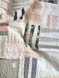 632e2368df6 Sweet Totem- Patchwork Quilt