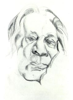 The Painter's Father — Lucian Freud | biblioklept