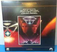 Star Trek V Five The Final Frontier Laserdisc Widescreen Edition Paramount 10