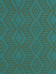 A Modern Upholstery Fabric In A Geometric Design Of Dark And Light Teal,  Mustard Yellow, Java And White. This Printed Cotton Fabric Is Suitable |  Pinterest ...