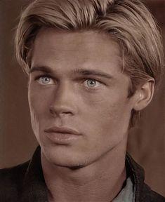 Blonde Moments, Brad Pitt, In This Moment, Hair, Instagram, Strengthen Hair