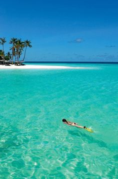 Constance Halaveli Resort in Maldives