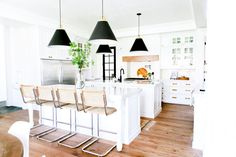 the best kitchens we saw 2015 on domino.com