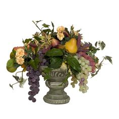 Elegant Silk Flower Arrangements | Lancaster Flower Design Silk Arrangements Floral Design Elegant ...