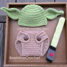 PATTERN Green Mythical Creature Newborn Outfit von BeeMineCrochet