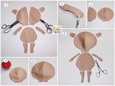Bildergebnisse für tilda toy - Wedding Home Decoration Doll Sewing Patterns, Sewing Dolls, Doll Clothes Patterns, Doll Crafts, Diy Doll, Sewing Crafts, Handmade Toys, Etsy Handmade, Tilda Toy