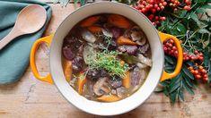 Ukens matblogg: Frankofil kjøttgryte Pot Roast, Bon Appetit, Food And Drink, Ethnic Recipes, Carne Asada, Roast Beef