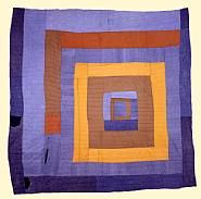 Lola Pettway  Housetop Variation, 2002  Gee's Bend Quilters Collective