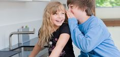 What to Say to Siblings of Children With Cochlear Implants