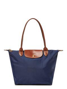 LONGCHAMP LE PLIAGE NYLON TOTE. #longchamp #bags #leather #hand bags #nylon #tote #
