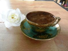 Perfect Turkish Coffee Step By Step