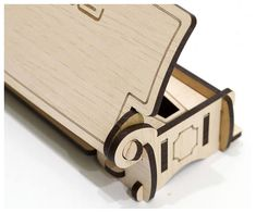 """Thank you for visiting our store. For sale is laser cut vector model. Digital product includes --- AI, EPS, CDR, SVG, DFX --- files. ---DESIGNS--- Vector pattern have a unique design. ---SET of 1 PATTERNS --- patterns create of plywood - 3,2 mm (1/8"""") ---DEMENSIONS--- Dimension"""