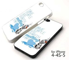 iPhone 5C Disney Cases | Disney olaf Love Quote iPhone case, iPhone 5/5c/5s case, iPhone 4/4s ...
