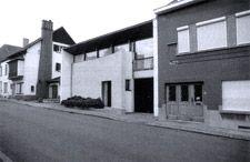 Jacques Dupuis / Architecte belge / 1914-1984 1984