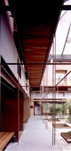 sede aguirre newman madrid allende arquitectos premio edificio o conjuntos restaurados o urbanismo y ou
