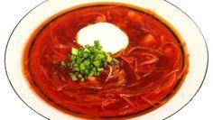 Moldavský boršč Thai Red Curry, Ethnic Recipes, Food, Eat, Essen, Meals, Yemek, Eten