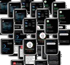 apple watch notification overload -