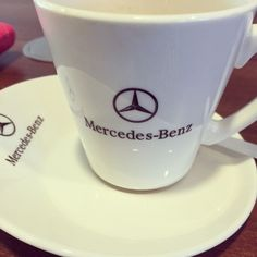 It's never too late to refuel with high-octane coffee. Share your #NationalCoffeeDay photos with @MBUSA on Twitter. #MBphotocredit @yolandasalasj #Mercedes #Benz #germancars #luxury #carsofinstagram