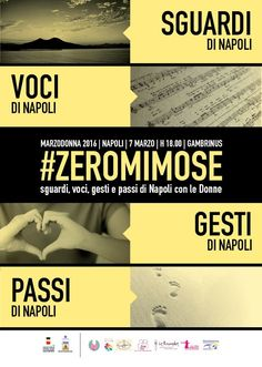 zeromimose_napoli_locandina