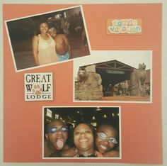 2015 Great Wolf Lodge