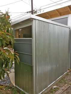 wwwstudio shedcom studio shed pinyon model our do it yourself small storage unit goes great against the exterior wall of your home or free standing as