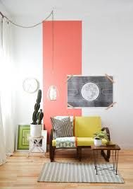 Afbeeldingsresultaat voor gekleurd vlak woonkamer