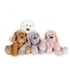 Buy SITTING CUDDLE DOG 50 CMfor R706.80