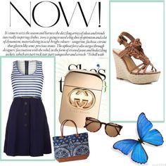 Un vestido estilo marinero para darle un plus a tu día.  1.- Perfume Guilty Gucci  http://fashion.linio.com.mx/a/guiltygucci