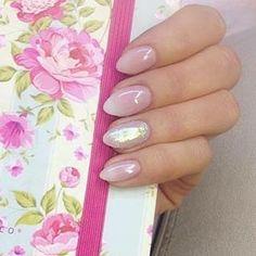 #mywork #nail #nailstylist #cristalnails #sellőpor #babyboomer #babyboomersnails