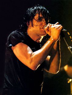 Trent Reznor is Nine Inch Nails: #alternative #electronic #90s