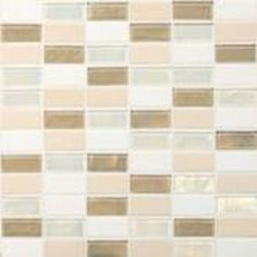 Daltile Coastal Keystones Mosaic Floor or Wall Tile 1