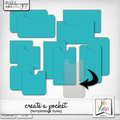 Create a Pocket by Jen Yurko