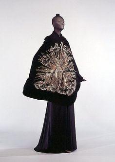 Elsa Schiaparelli on Pinterest | Evening Dresses, Metropolitan ...