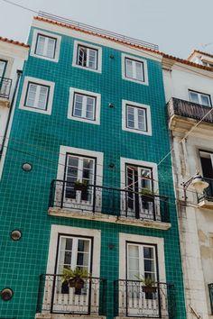 Kaboompics - Lisbon Architecture, Portugal Free Stock Photos, Free Photos, Building A House, Multi Story Building, City Architecture, Lisbon, Portuguese, Portugal, Exterior