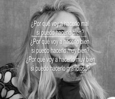 Image uploaded by Frases y mas. Shakira Quotes, I Miss U, Spanish Quotes, Find Image, Einstein, Thats Not My, Lyrics, Abs, How To Get