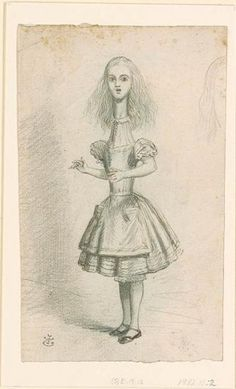| Tenniel's final drawing | The Morgan Library & Museum