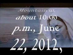 """▶ Six Times Our Lady Said """"Decide for."""" June 2012 Apparition of Our Lady to Medjugorje Visionary Ivan Jesus Mother, Mother Mary, Our Lady Of Medjugorje, La Salette, Lady Of Fatima, Holy Rosary, June 22, Blessed Virgin Mary, Jesus Loves Me"""