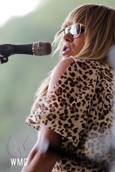 Grace Potter - my girl crush! Saw her perform last night. Unbelievable.