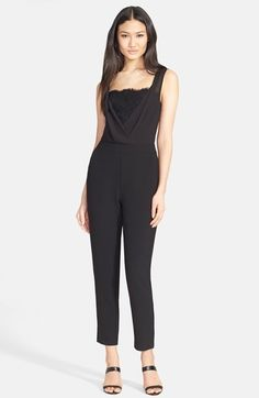 Ted Baker London 'Saunton' Wrap Front Jumpsuit available at #Nordstrom