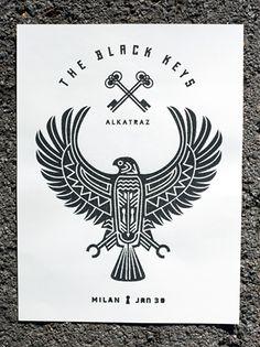 The Black Keys Poster 1