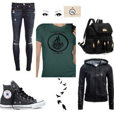 """""""Tris Prior"""" by pinkchicwannabe on Polyvore"""