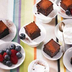 Saftiger Schoko-Kuchen | BRIGITTE.de