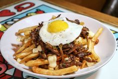 Shredded Short Rib Poutine from Holsteins Shakes and Buns in Costa Mesa, California
